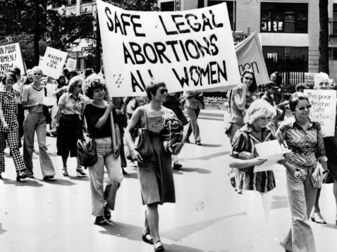 Roe v Wade Anniversary legal abortions