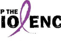 stop the violence DVAM domestic violence