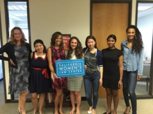 CWLC Columbia Law School Students 2016